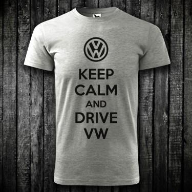 Tricou - Sofer de Volkswagen