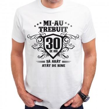 Tricou - 30 de ani