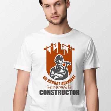 Tricou - Constructor