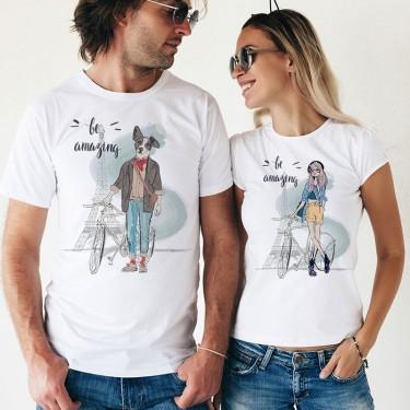 Set Tricouri -Be Amazing
