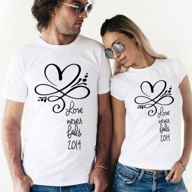 Set Tricouri - Love never fails