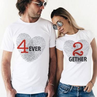 Set Tricouri - 4ever 2gether