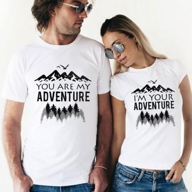 Set Tricouri - Adventure