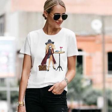 Tricou -Fashion Girl