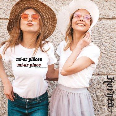 Tricou - Place sau placea