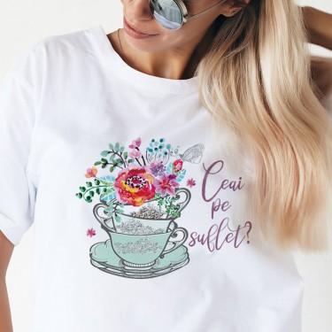 Tricou - Ceai pe suflet?