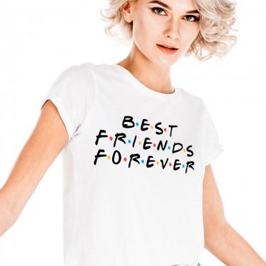 Tricou - BFF - text la alegere