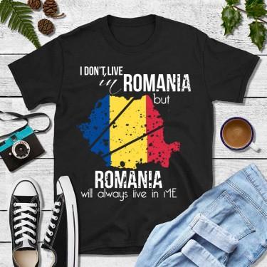 Tricou - Romania