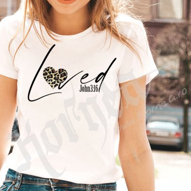 Tricou - Loved