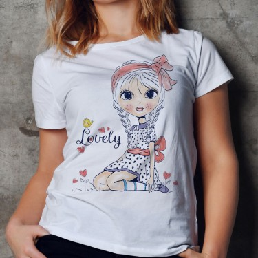 Tricou - Lovely