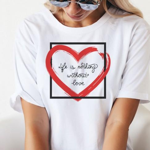 Tricou - Nimic fara dragoste