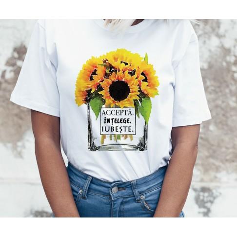Tricou - Floarea soarelui