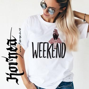 Tricou - Weekend