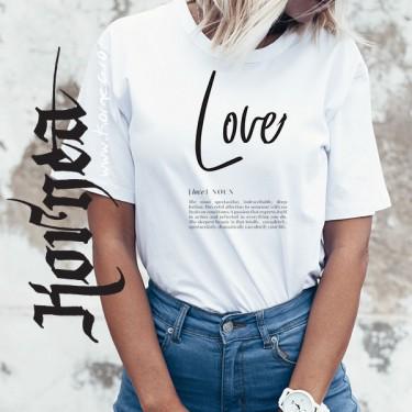 Tricou - Love