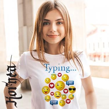 Tricou - Typing