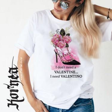 Tricou - Valentine Valentino