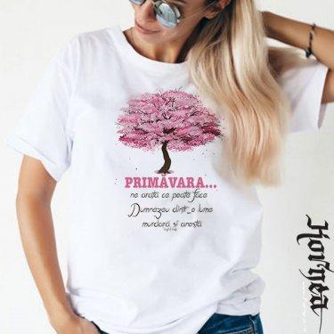 Tricou -Primavara