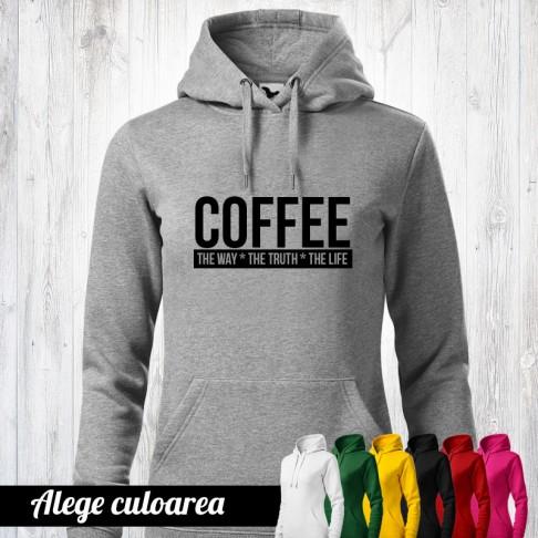 Hanorac - COFFEE first
