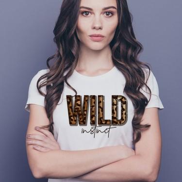 Tricou - Wild - salbatica