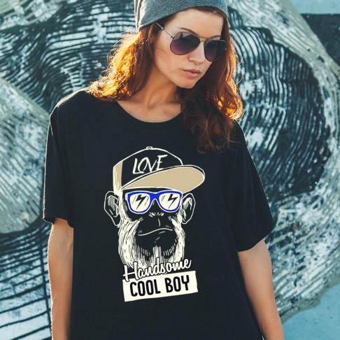 Tricou - Iubesc un baiat cool
