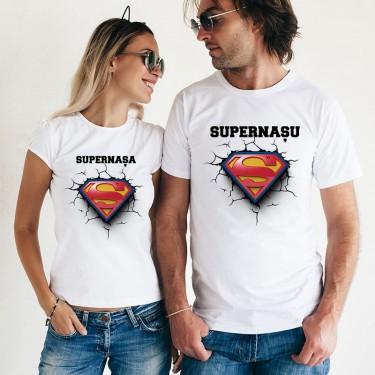 Set Tricouri - SuperNasa si SuperNasu