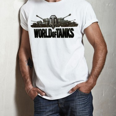 Tricou - World of tanks