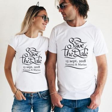 Set Tricouri - Save the date