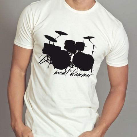 Tricou - tobosar - best drummer