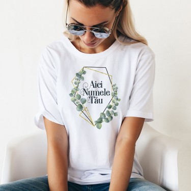 Tricou - Numele tau - Personalizat